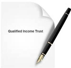 qualified income trust florida, QIT Form for Florida Medicaid eligibility elder law attorney prepared and reviewed
