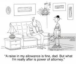 durable power of attorney for child