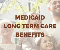 you can qualify for Medicaid benefits by spending down assets to cover the cost of long term care