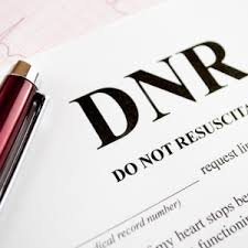 DNR cannot be prepared by an elder law attorney or estate planning lawyer